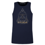 Owlbear Men's Tank Top