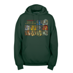 Periodic Table of Dragons Pullover Hoodie