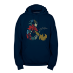 Stylistic Ampersand Pullover Hoodie