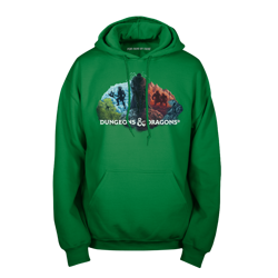 They Approach Pullover Hoodie