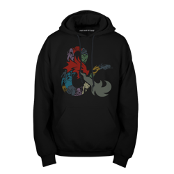 Stylistic Ampersand: The Sequel Pullover Hoodie
