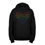 Critical Pride Pullover Hoodie