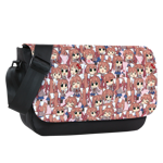 Just ALL Monika Sublimated Messenger Flap