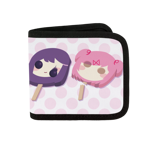 Doki Doki Ice Cream Truck Canvas Wallet