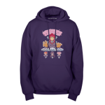 Welcome to the Literature Club Pullover Hoodie