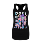 Doki Doki Roller Derby Women's Tank Top
