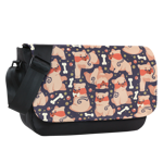 Mabari Pack Sublimated Messenger Flap