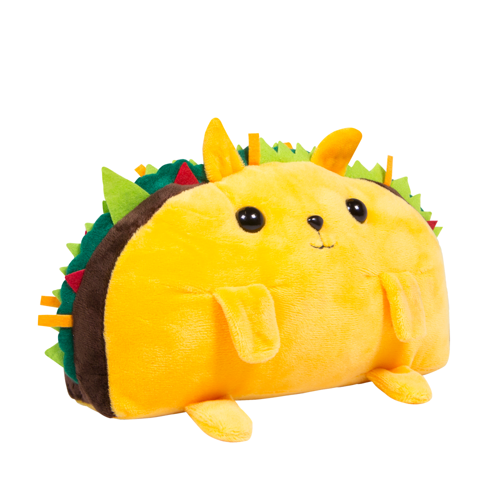 FOR FANS BY FANS:Exploding Kittens Tacocat Plush
