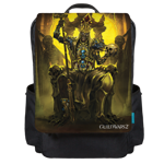 The Emperor Backpack Flap