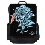 Fire and Frost Backpack Flap