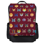 Warclaw Mount Pattern Backpack Flap