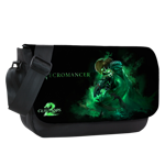 Necromancer Sublimated Messenger Flap