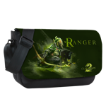 Ranger Sublimated Messenger Flap