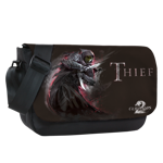 Thief Sublimated Messenger Flap