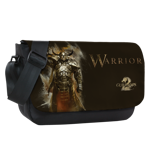 Warrior Sublimated Messenger Flap