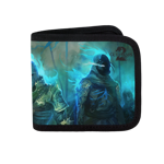 Guild Wars 2 Ascalon Ghosts Canvas Wallet