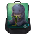 Quaggan Baby Backpack Flap