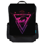 Path of Fire Emblem Purple Backpack Flap