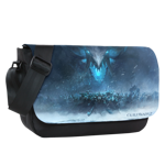 Icebrood Saga Charge Sublimated Messenger Flap