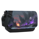 War Eternal Sublimated Messenger Flap