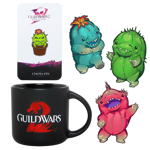 Guild Wars 2 Choya Gift Set