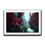 Caledon Forest Art Print