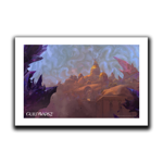 The Hidden City Art Print