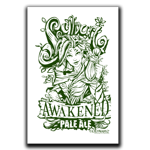 Sylvari Awakened Pale Ale Art Print