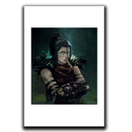 Necromancer Portrait Art Print