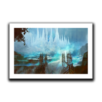 The Frost Citadel Art Print