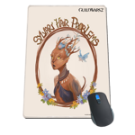 Sylvari Hair Problems Mousepad