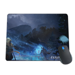 The Alpine Blizzard Mousepad