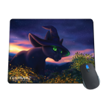 Giant Feline Familiar Mousepad