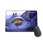Winter's Lodge Mousepad