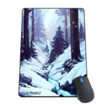 Bitterfrost Frontier Mousepad