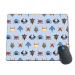 Classic Mounts Patterns Mousepad
