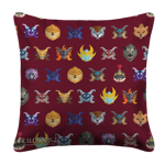 Warclaw Mount Pattern Pillow Case