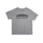Arena Net Logo Toddler - Charcoal Logo