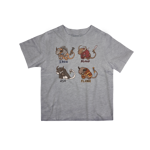 The Legions of the Charr: Fluffy Edition Toddler Tee