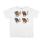 The Legions of the Charr: Fluffy Edition Youth Tee