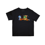 Quaggan and Choya Trick-Or-Treating! Toddler Tee