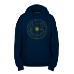 Lord Odran's Map Pullover Hoodie