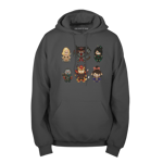 16-bit Dragon's Watch Pullover Hoodie
