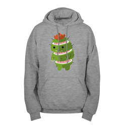 Chopped Choya Pullover Hoodie