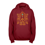 Golem the Invention of the Asura Pullover Hoodie