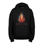 Burn It Down Pullover Hoodie