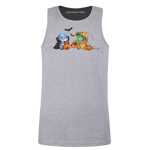 Quaggan and Choya Trick-Or-Treating! Men's Tank Top