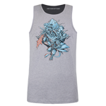 Fire and Frost Men's Tank Top