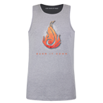 Burn It Down Men's Tank Top
