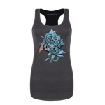 Fire and Frost Women's Tank Top